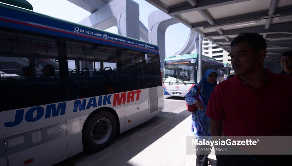 NAIK MRT SUNGAI BULOH-KAJANG PERCUMA