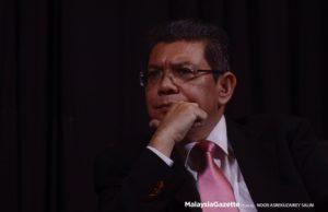 Datuk Saifudin Abdullah.