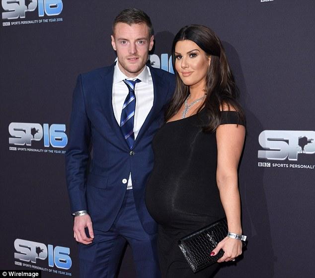 Jamie Vardy mendakwa Isteri dan anaknya beberapa kali terima ancaman bunuh selepas pemecatan Claudio Ranieri pada Februari lepas.Foto: Daily Mail