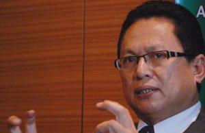Datuk Seri Dr Mohd Puad Zarkashi