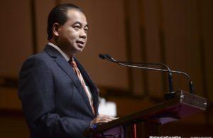 Jabatan Kastam Diraja Malaysia memberikan pengecualian cukai kepada projek Laluan Rel Pantai Timur (ECRL) dan bukannya syarikat China, China Communications Construction Company (CCCC) yang dilantik untuk melaksanakan pembinaannya. - AZIZ KAPRAWI