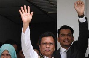 Datuk Seri Shafie Apdal dibebaskan dengan ikat jamin.