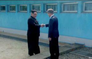 DMZ, Korea, Kim Jong-un, Moon Jae-in