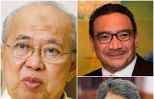 Tiga nama ini mendapat 'undi' popular sebagai calon Presiden UMNO.