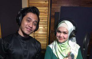 Datuk Siti Nurhaliza memilih Khai Bahar sebagai rakan duet untuk single terbaharunya, Cinta Syurga.