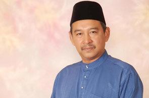 Setiausaha Kehormat Persatuan Bola Sepak Kedah (KFA), Datuk Aminuddin Omar.