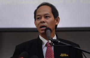 Datuk Seri Mohd Shukri Abdull