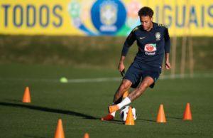 Neymar telah kembali pulih sepenuhnya daripada pembedahan bagi merawat kecederaan kakinya yang patah sejak Mac lalu.