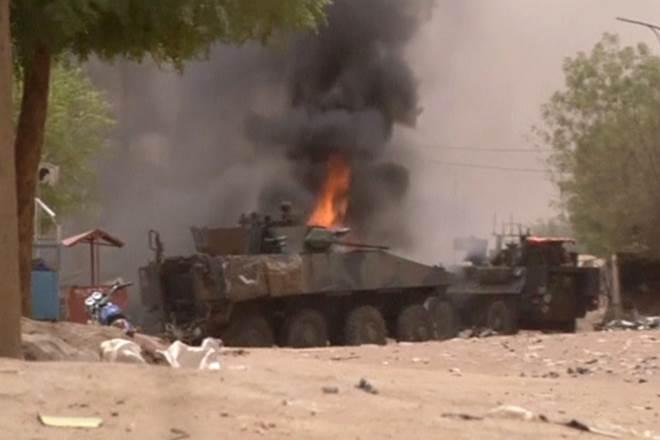4 tentera maut, 31 orang awam cedera dalam letupan kereta di Mali