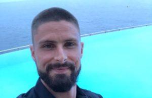 Olivier Giroud menepati janji apabila mencukur rambutnya susulan kemenangan Perancis pada temasya Piala Dunia 2018 baru-baru ini.