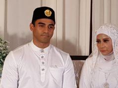Beza umur 18 tahun bukan penghalang buat pelakon Ariff Aziz dan penerbit Datuk A.Aida bergelar suami isteri.