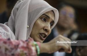 Nurul Izzah digelar Puteri Reformasi oleh pejuang Anwar Ibrahim.