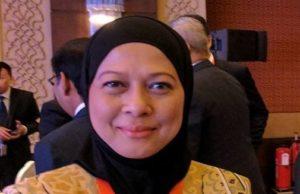 Datuk Hazimah Zainuddin