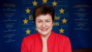 Ketua Pegawai Eksekuti, Kristalina Geogieve