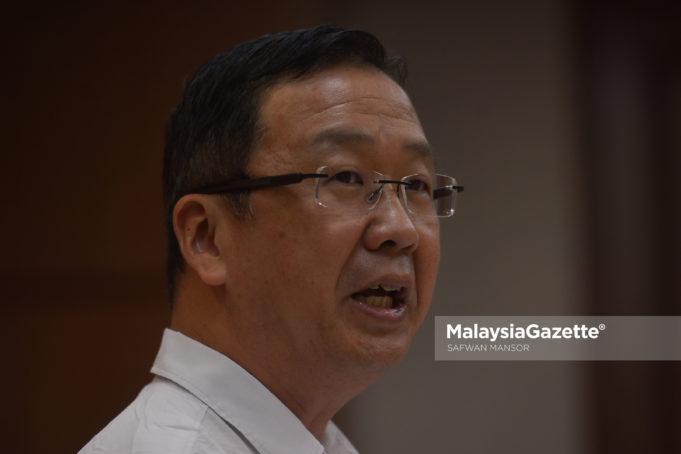 Datuk Dr Dominic Lau Hoe Chai