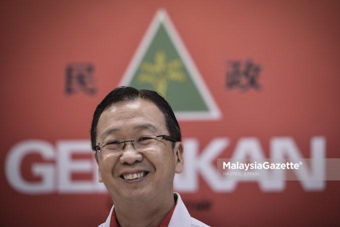 Datuk Dr. Dominic Lau Hoe Chai