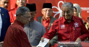 Sejak menyertai PPBM, Tok Pa tidak lagi dihormati ahli UMNO dan kepimpinan PH Jeli.