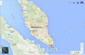Penduduk di beberapa kawasan di Perak khususnya Ipoh panik seketika apabila mendengar bunyi letupan disusuli dengan merasai gegaran sekitar pukul 11 pagi tadi.