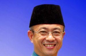 Datuk Rozman Isli.