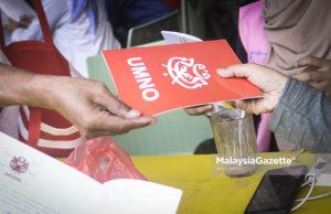 Dua anggota Parlimen dari Negeri Sembilan menafikan akan meninggalkan UMNO dalam masa terdekat seperti mana yang tular di media sosial.