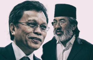 Mahkamah Tinggi di sini akan memberikan keputusannya hari ini mengenai siapakah Ketua Menteri Sabah yang sah antara Datuk Seri Mohd Shafie Apdal dan Tan Sri Musa Aman.