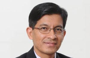 Ketua Pegawai Eksekutif BIMB Holdings Bhd. dan Bank Islam, Mohd Muazzam Mohamed