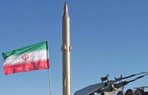 Iran sahkan telah melancarkan ujian peluru berpandu baru-baru ini.