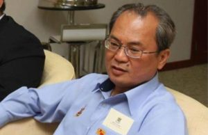 Setiausaha DAP Selangor, Ronnie Liu