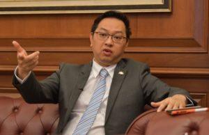 Exco Kerajaan Johor, Jimmy Puah Wee Tse
