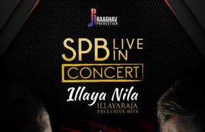 SPB Live In Concert 'Illaya Nila'
